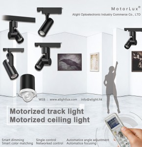 What is Motor Lux lighting?