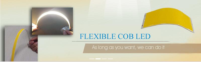 COB flessibile LED