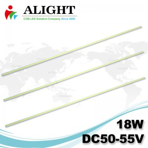 18W 51V Linear DC COB-LED