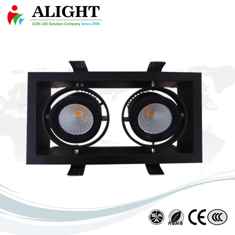 15Wx2 COB LED Recessed Down Light