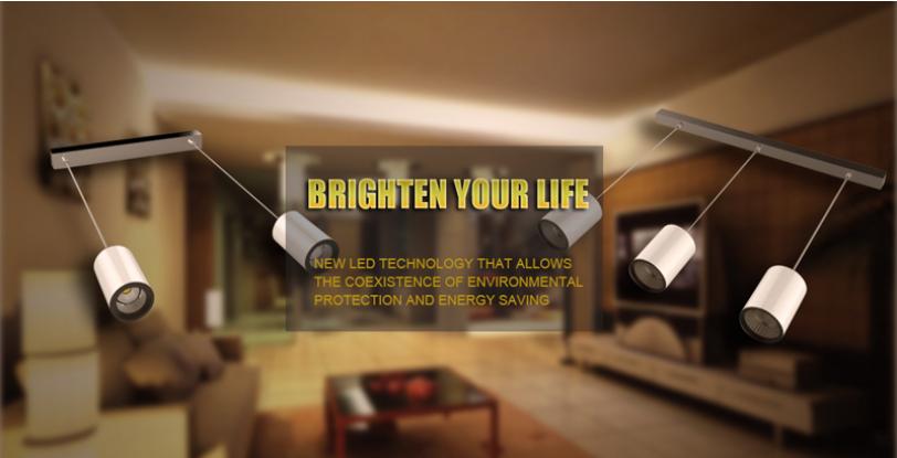 Lâmpadas LED Pendant