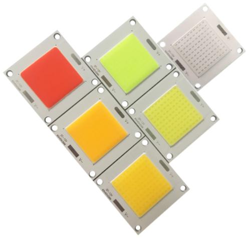 Alight promise RGB cob led chips are 100% enough Power (Some seller sell only 50-70% power).
