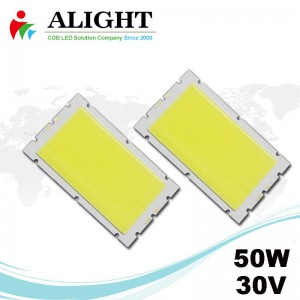 50W 30V Rectangle DC COB LED