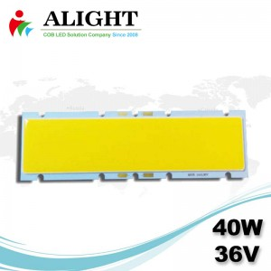 40W 36V Rectangle DC COB LED