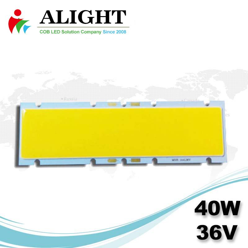 40W 36V Rectangle DC COB LED