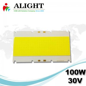 100W 30V Retangle DC COB LED