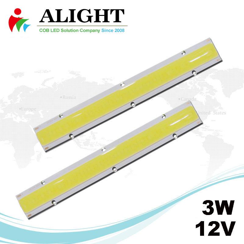 3W 12V Linear DC COB LED