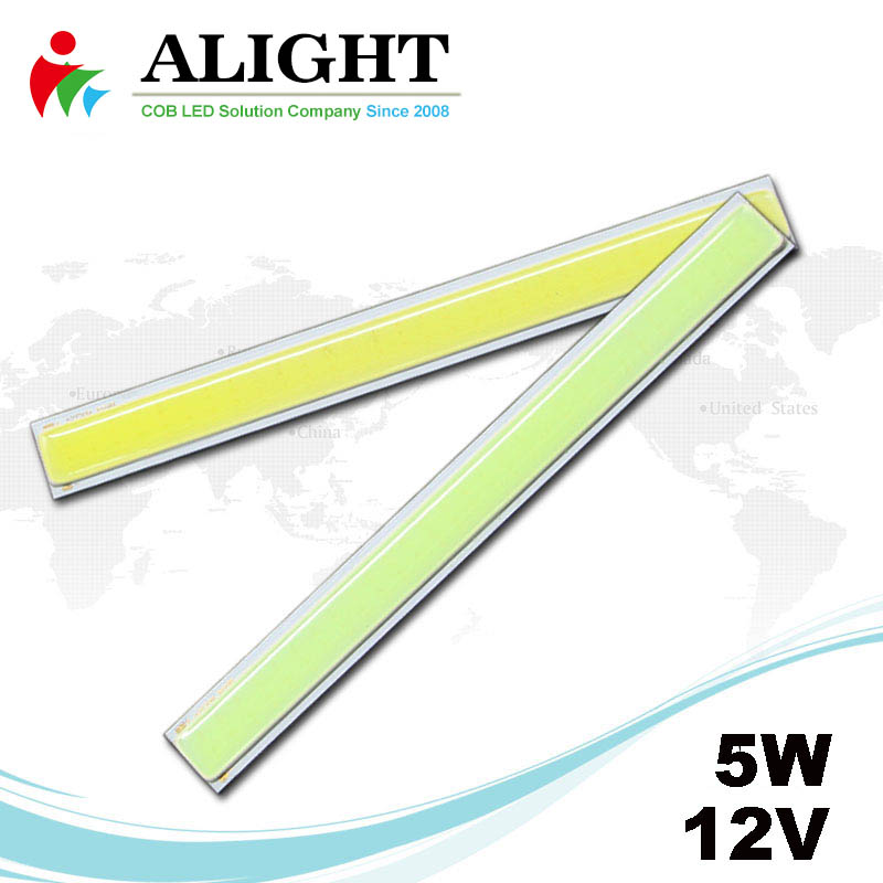 5W 12V Linear DC COB LED