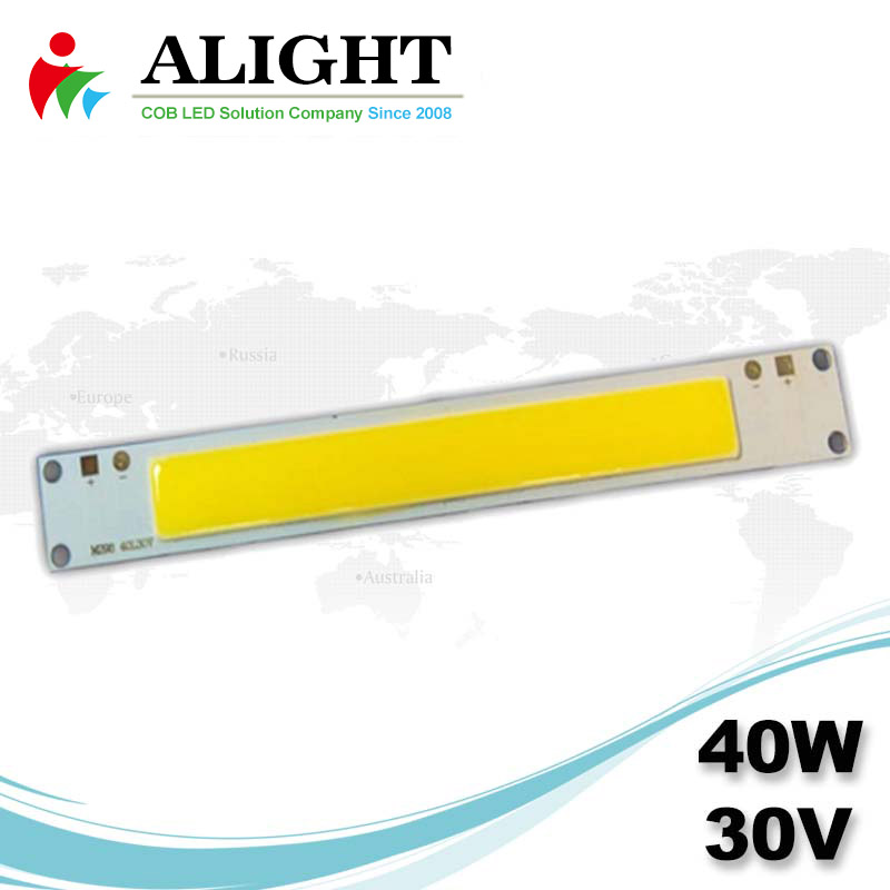 LED COB 40W 30V DC Linear
