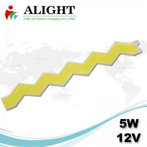 5W 12V DC COB LED