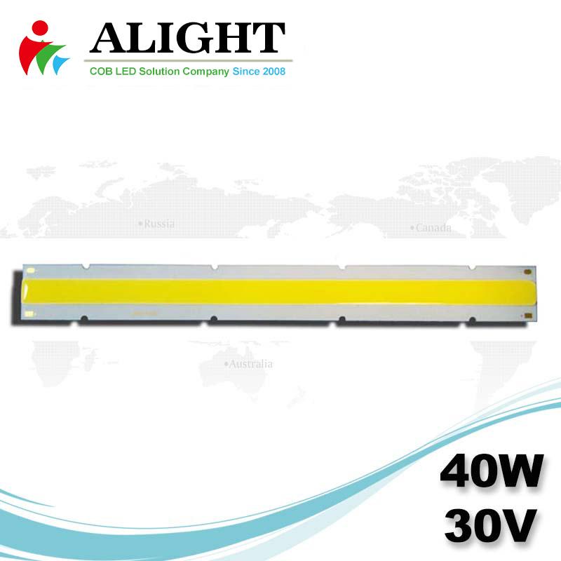 40W 30V Linear DC COB LED