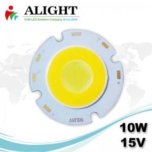 10W 15V DC COB LED