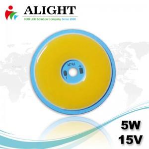 5W 15V DC COB LED