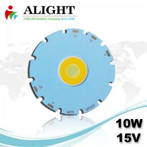 10W 15V DC의 COB LED가