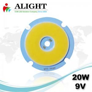 20W 9V DC COB LED