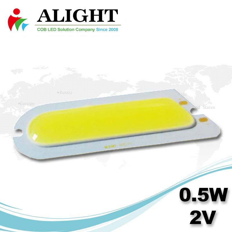 0.5W 2V DC COB LED