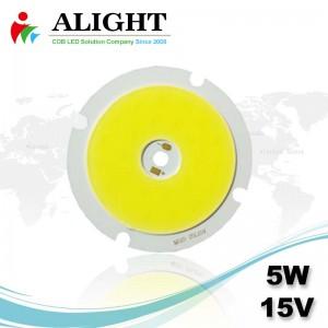 5W 15V DC COB-LED