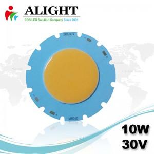 10W 30V DC COB LED