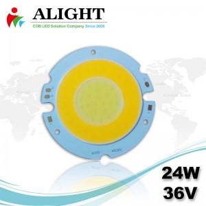 24W 36V DC COB LED