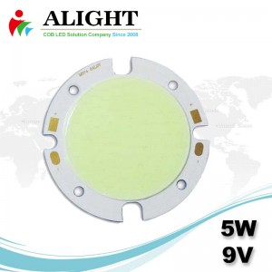 5W 9V DC의 COB LED가