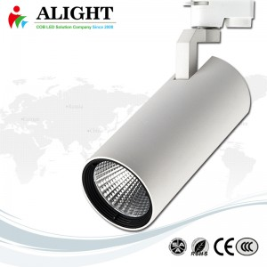 COB 3-fase LED Track Light 35W 40W