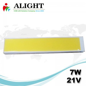 7W 21V Linear DC COB LED