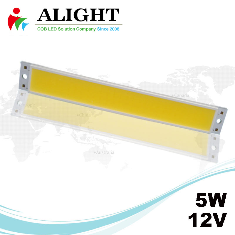 5W 12V Rectangle DC COB LED