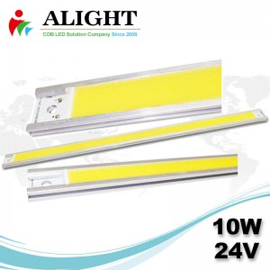 10W 24V Linear DC COB LED