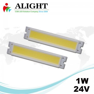 1W 24V Rectangle DC COB LED