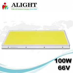 100W 66V Rectangle DC COB LED