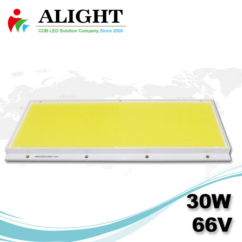 30W 66V Rectangle DC COB LED