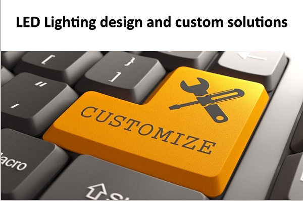 LED Lighting Design e soluções personalizadas