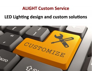 LED Lighting Design et Solutions personnalisées