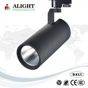 DALI Dimming 30W COB LED Track Light
