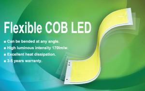 Flexible COB LED Revolution (FPC COB Panel Vs OLED Tech)