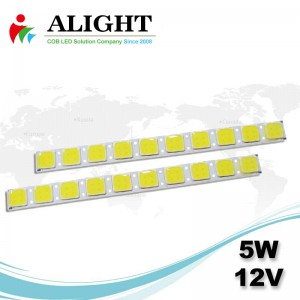 5W 12V DC Flexible COB LED
