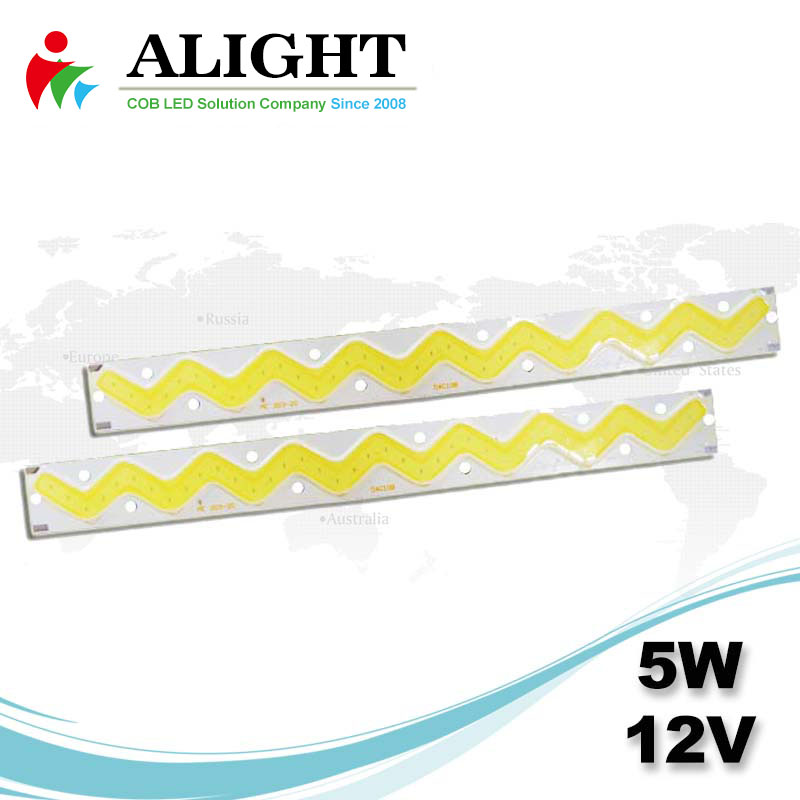 5W 12V Linear Flexible COB LED