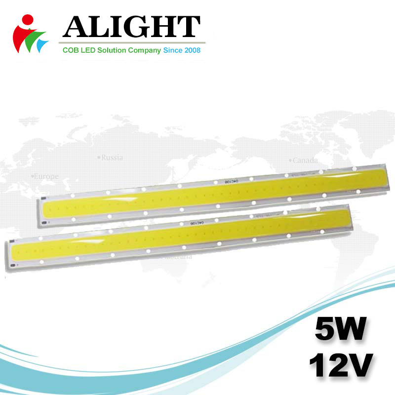 5W 12V Flexible COB LED Strip
