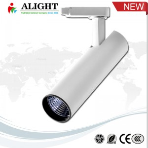 25W 28W COB LED Track Light Fixtures  AL-TL0628