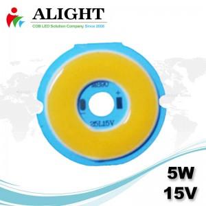 LED 5W 15V DC COB