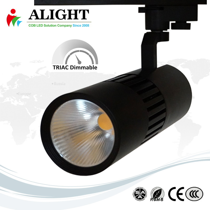TRIAC Dimmable LED Tracklights 30W